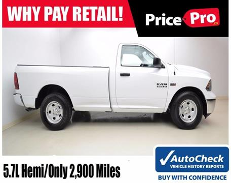 2016 RAM Ram Pickup 1500 for sale in Maumee, OH