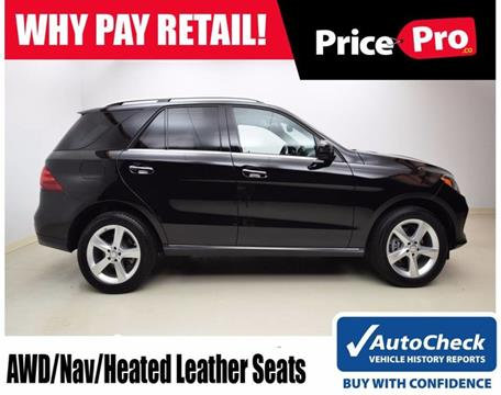 2017 Mercedes-Benz GLE for sale in Maumee, OH