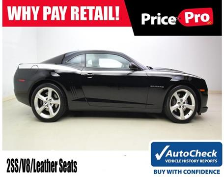 2013 Chevrolet Camaro for sale in Maumee, OH