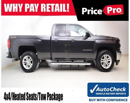 2016 Chevrolet Silverado 1500 for sale in Maumee, OH