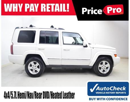 2009 Jeep Commander for sale in Maumee, OH