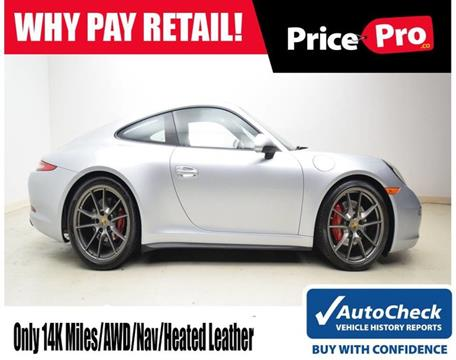 2015 Porsche 911 for sale in Maumee, OH