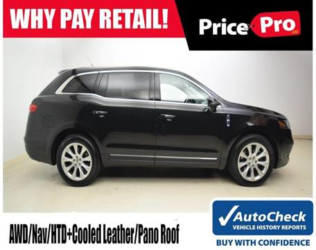 2015 Lincoln MKT for sale in Maumee, OH