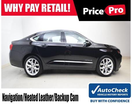 2019 Chevrolet Impala for sale in Maumee, OH