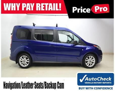 2018 Ford Transit Connect Wagon for sale in Maumee, OH