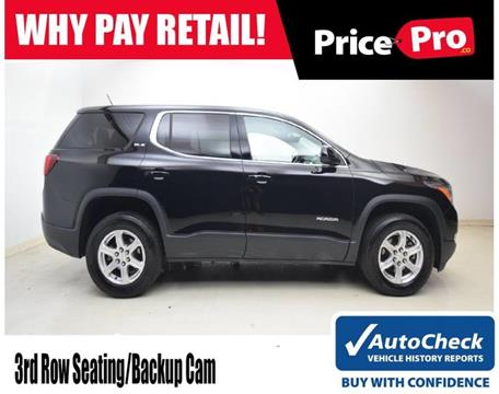 2018 GMC Acadia for sale in Maumee, OH