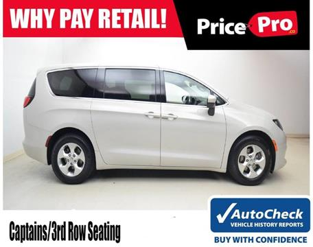 2017 Chrysler Pacifica for sale in Maumee, OH