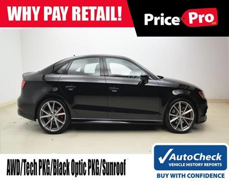 2016 Audi S3 for sale in Maumee, OH