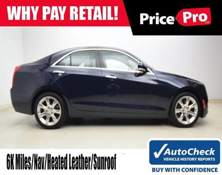 2016 Cadillac ATS for sale in Maumee, OH