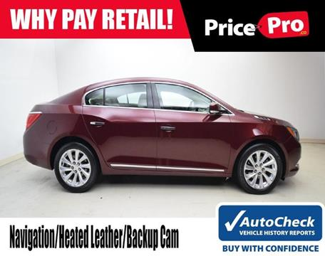 2016 Buick LaCrosse for sale in Maumee, OH