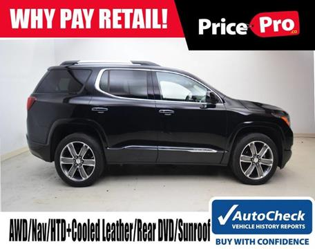2017 GMC Acadia for sale in Maumee, OH