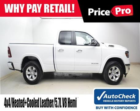 2020 RAM Ram Pickup 1500 for sale in Maumee, OH