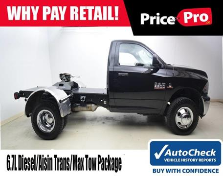 2017 RAM Ram Chassis 3500 for sale in Maumee, OH