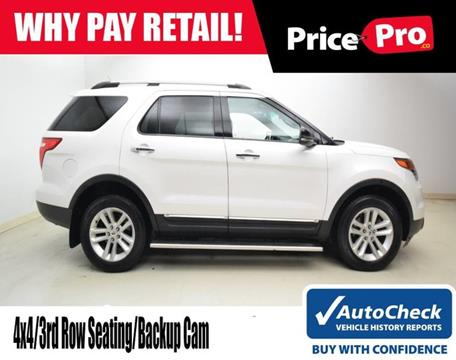 2012 Ford Explorer for sale in Maumee, OH