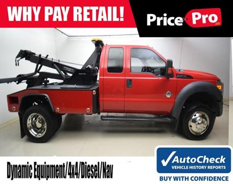 2012 Ford F-450 Super Duty for sale in Maumee, OH