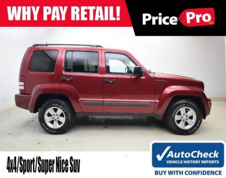 2012 Jeep Liberty for sale in Maumee, OH
