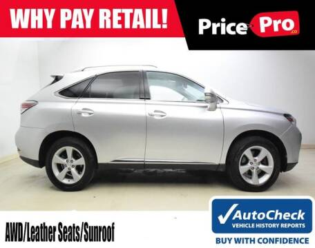 2015 Lexus Rx 350 Price >> 2015 Lexus Rx 350 For Sale In Maumee Oh