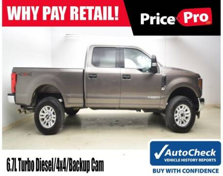 2019 Ford F-250 Super Duty for sale at PricePro.co in Maumee OH