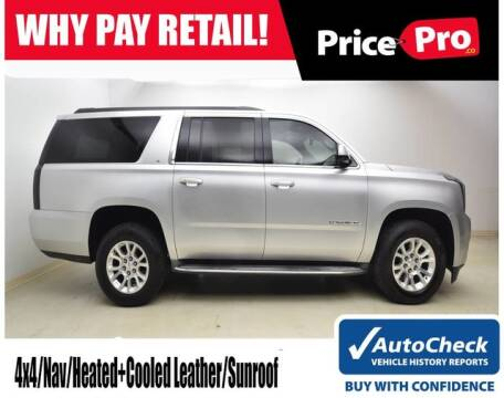 2015 GMC Yukon XL SLT 1500 for sale at PricePro.co in Maumee OH