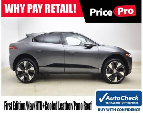 2019 Jaguar I-PACE for sale at PricePro.co in Maumee OH