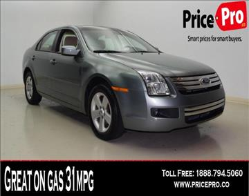 2006 Ford Fusion for sale in Maumee, OH