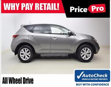2012 Nissan Murano for sale in Maumee, OH