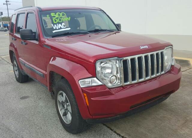 2009 Jeep Liberty for sale at Palmer Auto Sales in Rosenberg TX