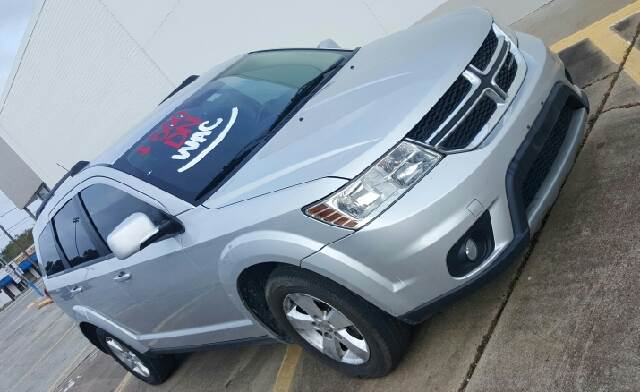 2011 Dodge Journey for sale at Palmer Auto Sales in Rosenberg TX