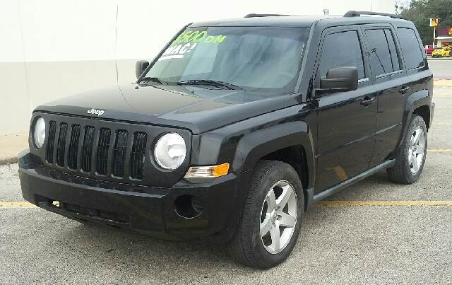 2010 Jeep Patriot for sale at Palmer Auto Sales in Rosenberg TX