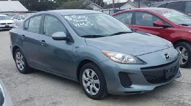 2012 Mazda MAZDA3 for sale at Palmer Auto Sales in Rosenberg TX