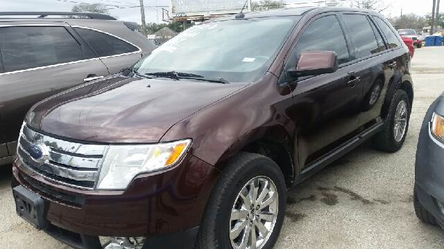 Ford Edge For Sale At Palm Beach Auto Sales In Rosenberg Tx