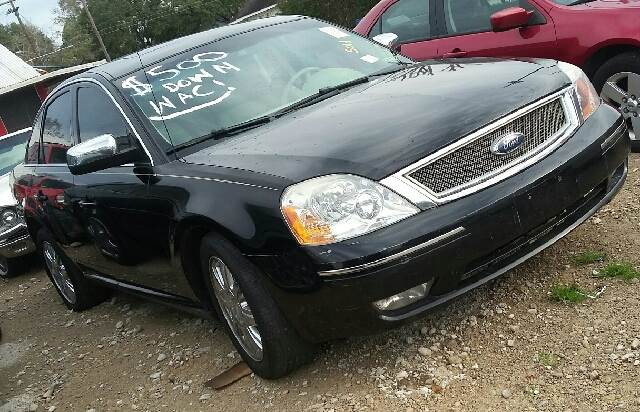 2007 ford five hundred limited in rosenberg tx palm beach auto sales. Black Bedroom Furniture Sets. Home Design Ideas