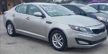 2013 Kia Optima for sale at Palmer Auto Sales in Rosenberg TX