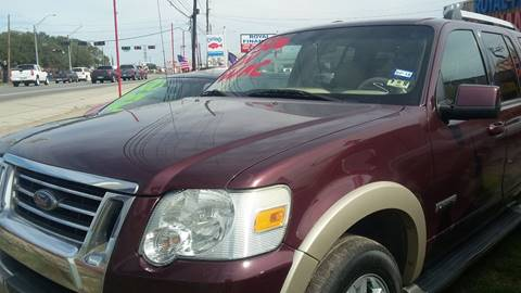 2006 Ford Explorer for sale at Palmer Auto Sales in Rosenberg TX