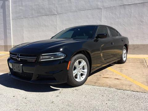 2016 Dodge Charger for sale at Palmer Auto Sales in Rosenberg TX
