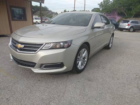 2014 Chevrolet Impala for sale at Palmer Auto Sales in Rosenberg TX