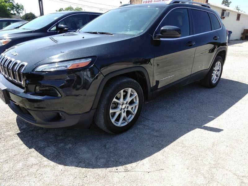 2016 jeep cherokee latitude in rosenberg tx palm beach auto sales. Black Bedroom Furniture Sets. Home Design Ideas
