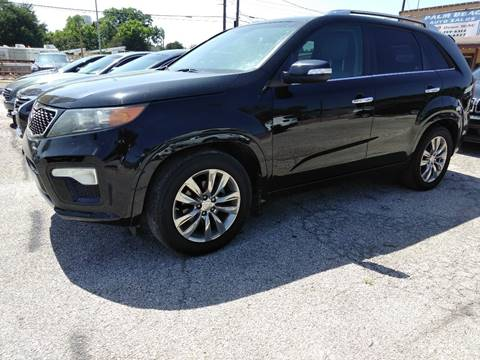 2011 Kia Sorento for sale at Palmer Auto Sales in Rosenberg TX