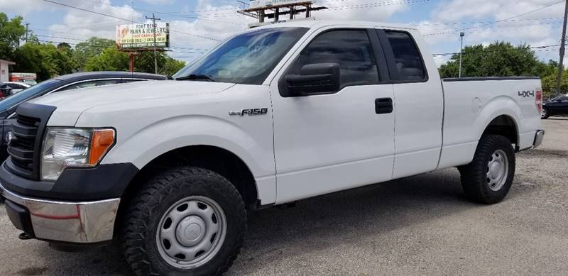2013 Ford F-150 for sale at Palmer Auto Sales in Rosenberg TX