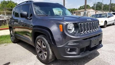 2016 Jeep Renegade for sale at Palmer Auto Sales in Rosenberg TX