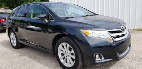 2013 Toyota Venza for sale at Palmer Auto Sales in Rosenberg TX