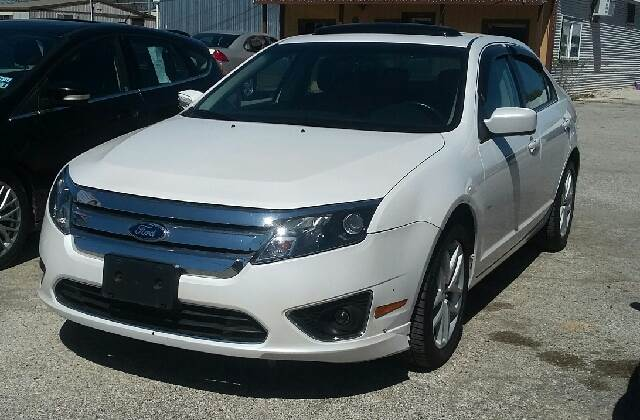 2010 Ford Fusion for sale at Palmer Auto Sales in Rosenberg TX