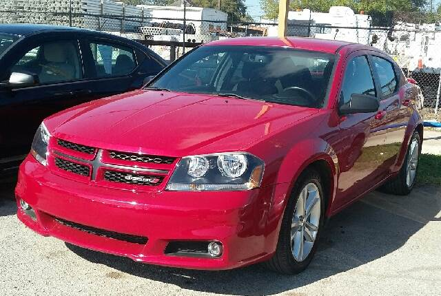 2014 Dodge Avenger for sale at Palmer Auto Sales in Rosenberg TX