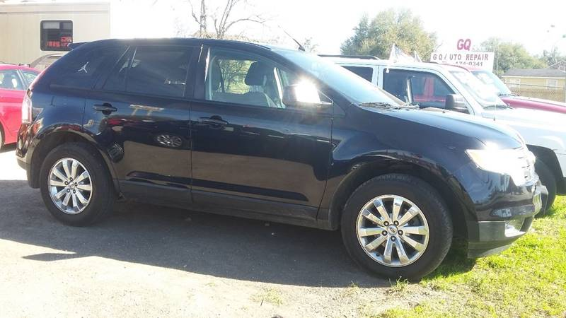 2009 Ford Edge for sale at Palmer Auto Sales in Rosenberg TX