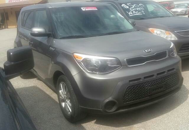 2014 Kia Soul for sale at Palmer Auto Sales in Rosenberg TX