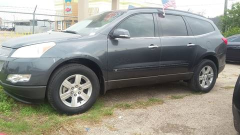 2010 Chevrolet Traverse for sale at Palmer Auto Sales in Rosenberg TX