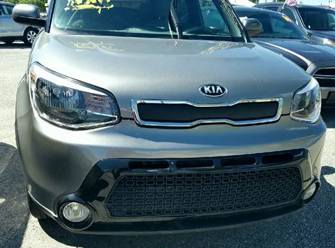 2016 Kia Soul for sale at Palmer Auto Sales in Rosenberg TX