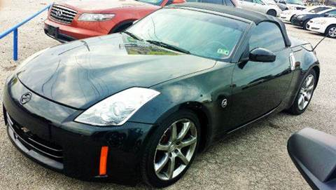 2006 Nissan 350Z for sale at Palmer Auto Sales in Rosenberg TX