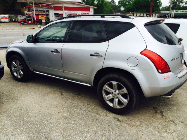 2007 Nissan Murano for sale at Palmer Auto Sales in Rosenberg TX