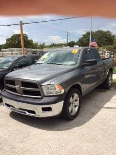 2012 RAM Ram Pickup 1500 for sale at Palmer Auto Sales in Rosenberg TX